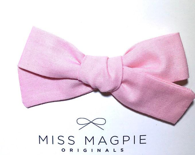 Regular Sloane Clip || ballet Pink
