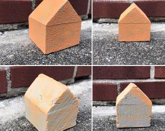 Ceramic Mini Houses