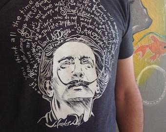 St. Dali the Diverse- Artist Saint- Salvador Dali T-Shirt