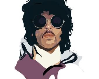 Prince - Art Print