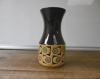 """1960s Hornsea """"Imprest"""" vase by John Clappison"""
