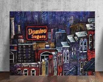 Federal Hill Baltimore Maryland Print