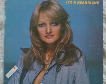 Bonnie Tyler It' a Heartache Vinyl