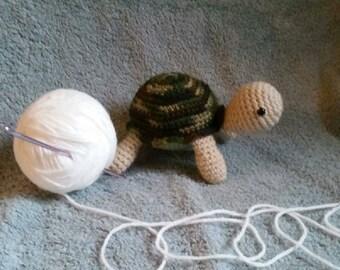 Amigurami turtle
