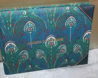 Liberty of London Address & Telephone Book. Gorgeous Vintage Gift.