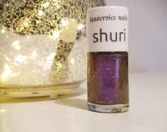Shuri Custom Nail Polish