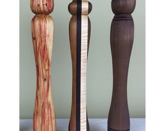 """18"""" hand turned pepper grinders (peppermill)"""