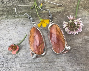 Cherry Creek Jasper Dangles