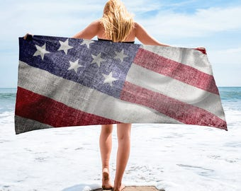 The Fabric of America Towel