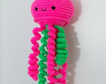 Crochet Jellyfish/Amigurumi Jellyfish