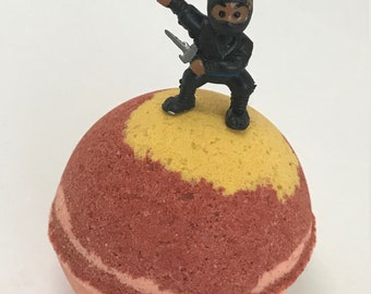 Action Ninja Bath Bomb