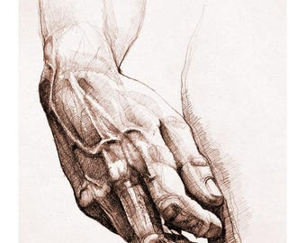 By the Hand of Michelangelo