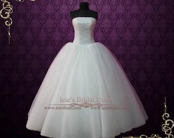 Timeless Classic Princess Ball Gown Wedding Dress | Ivy