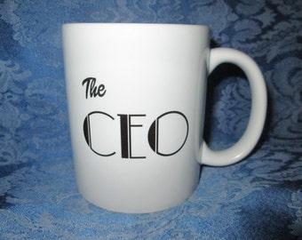 The CEO Mug
