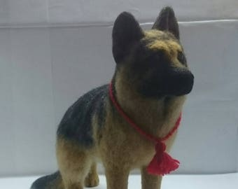 German Shepherd (German Shepherd)