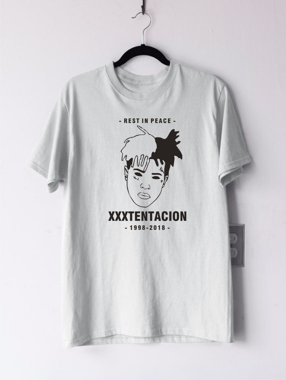 Xxxtentacion T Shirt, Xxxtentacion Clothing, Mugshot, Revenge Graphic Tee, Hip Hop Merch, Rapper Tour   Womens / Unisex / Sweatshirts by Etsy