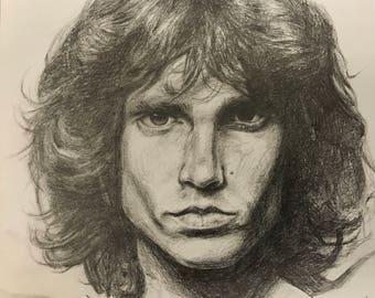 Jim Morrison Sketch !