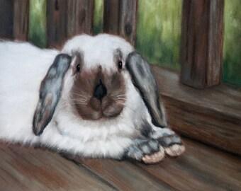 Punky Bunny 2