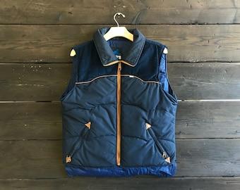 Vintage 70s Levi's Corduroy Vest