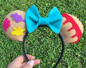 Pocahontas Mouse Ears