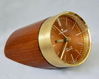 Junghans 1960's Electronic Space Age Automatic Desk Clock