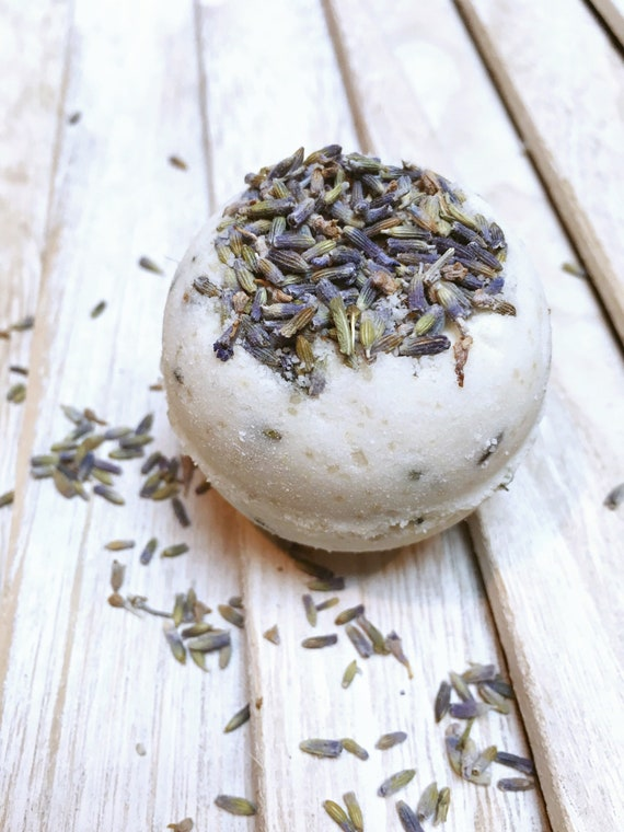 Organic Bath Bombs - 2 Bath Bombs