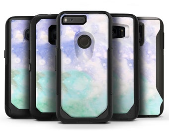 Bright v3 Absorbed Watercolor Texture - OtterBox Case Skin-Kit for the iPhone, Galaxy & More