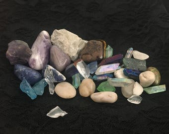 Crystal and Gemstone Grab Bag