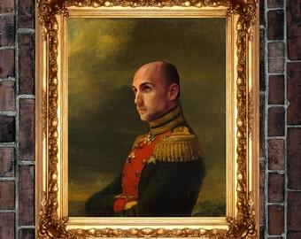 Personalised Military Portraits