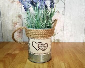 Artificial Lavender Plant