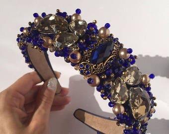 Crown crystal