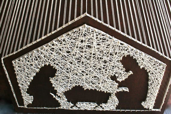 String art pattern nativity scene string art diy manger string art pattern nativity scene string art diy manger scene nativity diy christmas nativity wood sign wood nativity scene solutioingenieria Images