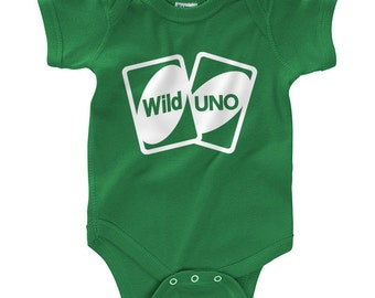 Wild One Cards - Infant Bodysuit (NB - 24M)