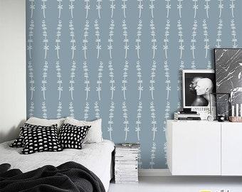 Self-adhesive wallpaper-Provençal-blue-yellow BUS