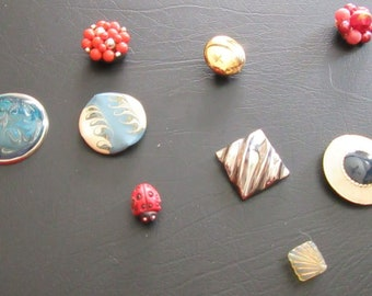 OVERSTOCK! Upcycled Magnetic Needle Minders