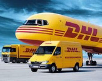 Expedited DHL international shipping -- ships in 3 business days!!