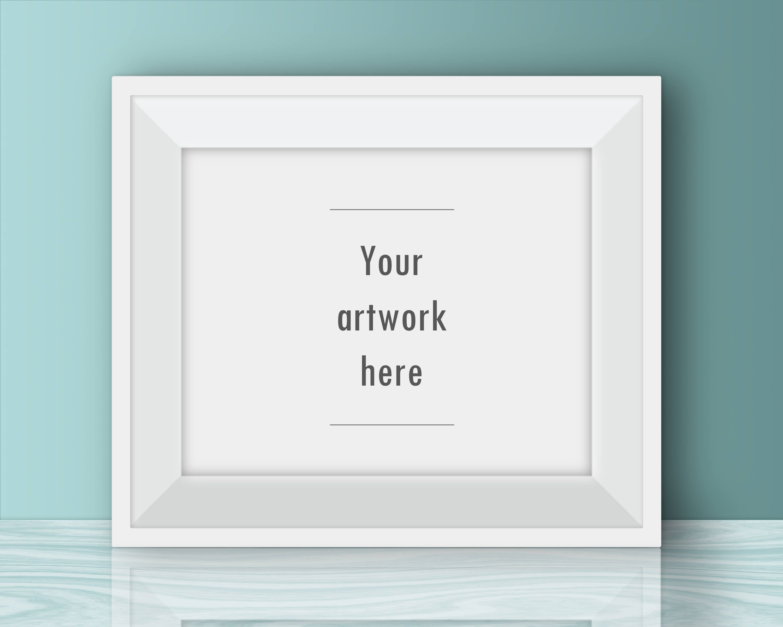 White poster frame 20 x 30 - cafenews.info