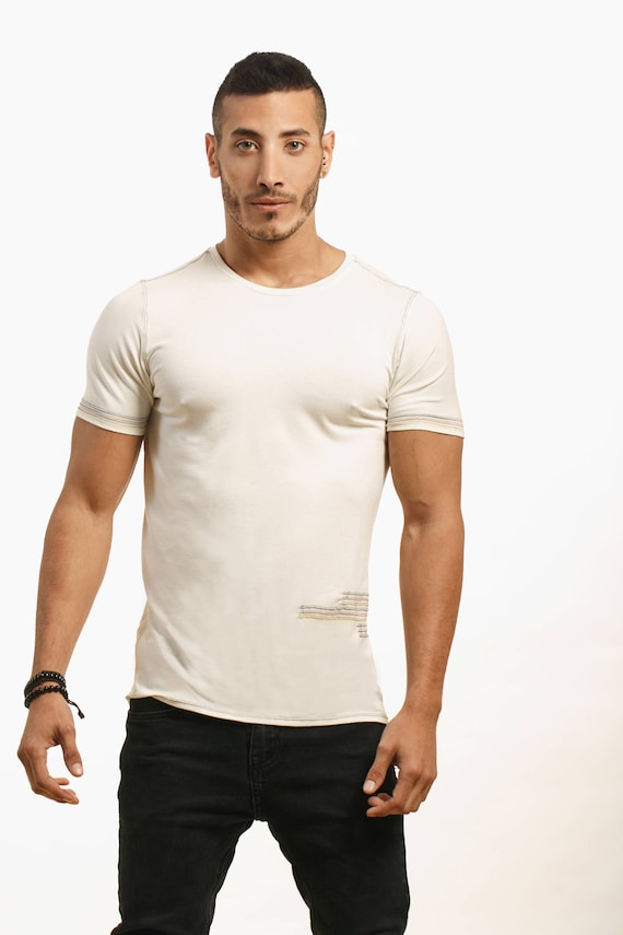 clothing fashion shirt Handmade Mens Mens shirt t clothing T Evening Top Shirt Man's Design tshirt Unique Mens wear shirt Mans white X7HqzX