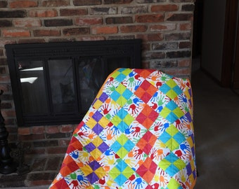 Cotton Child's Quilt