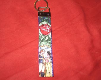 Disney's Beauty and the Beast Key Chain