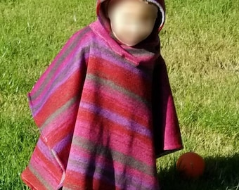 Infant/toddler/children's carseat poncho