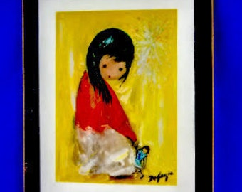 Hope by Ted DeGrazia