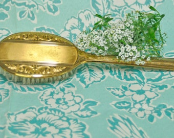 Gold Vanity Brush