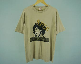 Scanner Shirt Men's Size L Vintage Scanner T Shirt Mainforcescream T Shirt