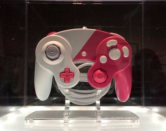 PinkCadi Gamecube Controller Displai