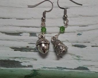 Peter Pan, Wendy Kiss Earrings