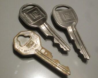 GM Key Magnets