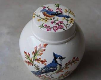 Bristol Pottery Ginger Jar