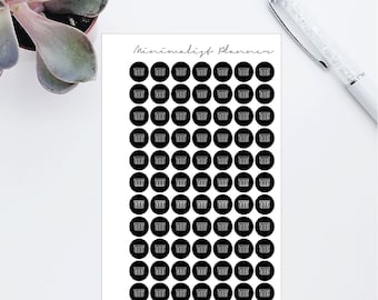 Mini Icons - Laundry Basket
