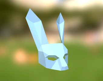 Make your own Rabbit Mask